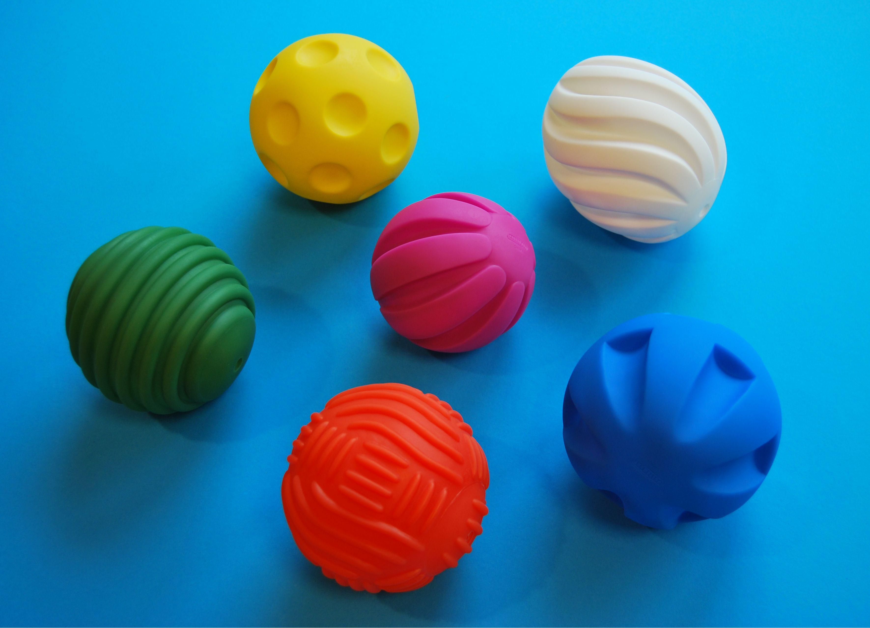 Image de présentation du jeu Balles tactiles  - cliquez pour agrandir