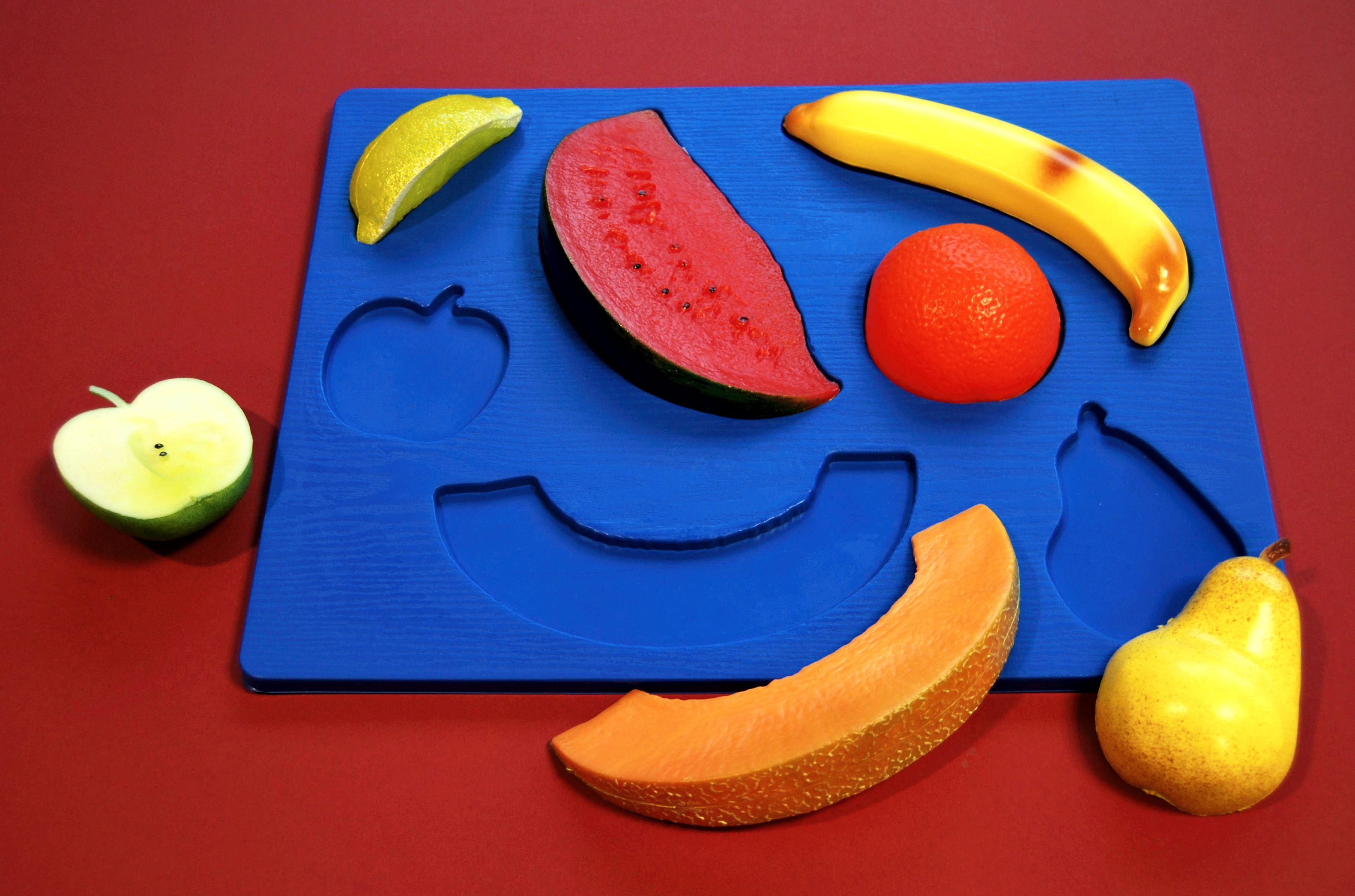 Image de présentation du jeu Encastrement fruits 3D  - cliquez pour agrandir