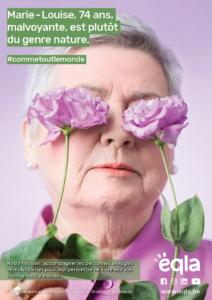 Affiche de Marie-Louise, 74 ans, est plutôt du genre nature