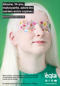Affiche d'Alisone - Alisone, 14 ans, adore les soirées entre copines