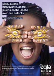 Affiche d'Elise - Elise, 33 ans, adore jouer à cache-cache avec ses enfants