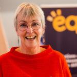 Brigitte Bamps, accompagnatrice sociale chez Eqla