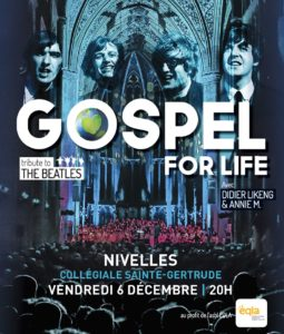 Affiche Gospel For Life