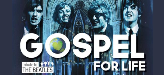 Gospel For Life, le 6 décembre à Nivelles !