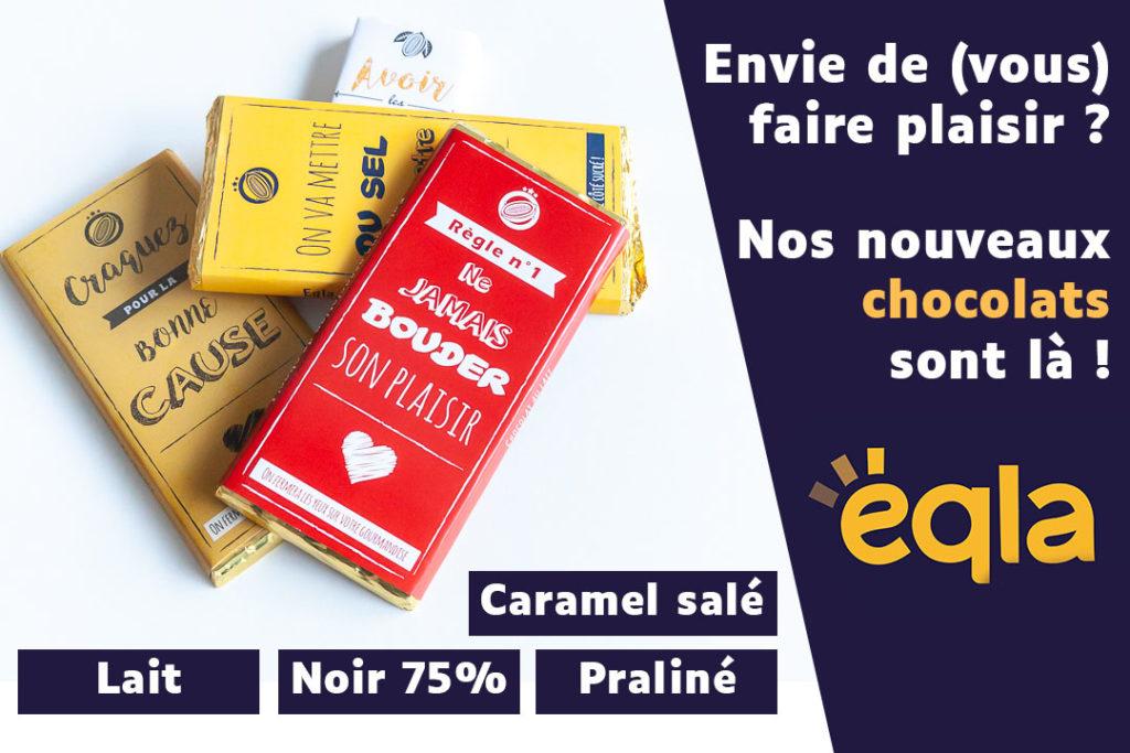 Nouveaux Chocolats Eqla