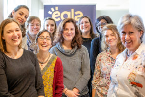Equipe accompagnatrices sociale d'Eqla