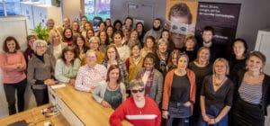 Photo de l'équipe d'Eqla - Janvier 2020