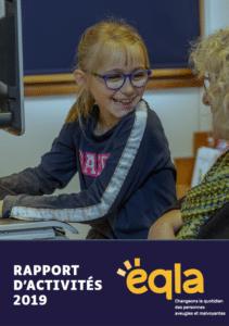 Rapport d'activités 2019 d'Eqla