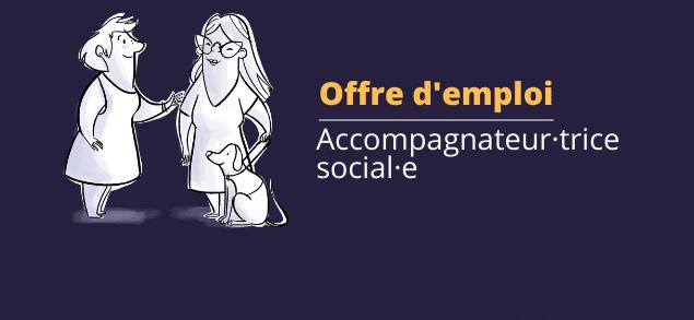 offre d'emploi AS