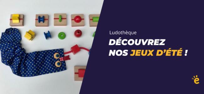Ludothèque d'Eqla : grands jeux pour petits voyajoueurs